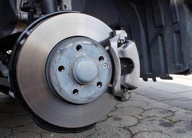 Тормозная система автомобиля: диск, суппорт