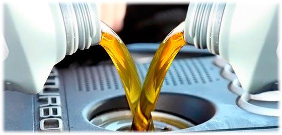 В каких случаях можно смешивать моторные масла