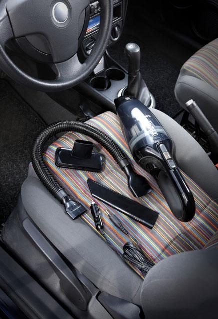 Автомобильный пылесос Philips MiniVac