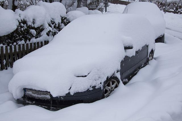 Как завести машину в сильные морозы