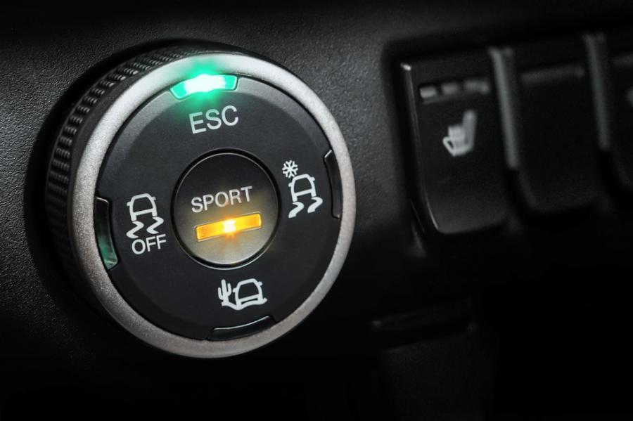 Lada Ride Select - описание режимов и работы шасси на xray cross