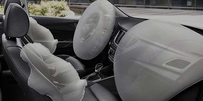 Подушки безопасности в новом Хендай Солярис - комплектации и цены