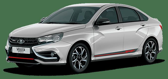 Лада Веста Спорт - новинка автомобилей 2020 в России